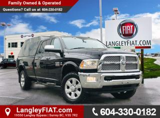 Used 2014 RAM 3500 Laramie 6.7 L Cummins Turbodiesel Engine, Alpine Speakers with Subwoofer! No Accidents, B.C. for sale in Surrey, BC