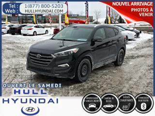 Used 2016 Hyundai Tucson Premium for sale in Gatineau, QC