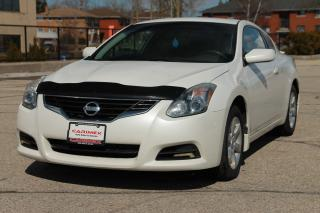 Used 2012 Nissan Altima 2.5 S Leather | Sunroof  | CERTIFIED for sale in Waterloo, ON
