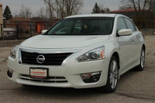 Used 2013 Nissan Altima 3.5 SV Sunroof | Heated Seats | CERTIFIED for sale in Waterloo, ON