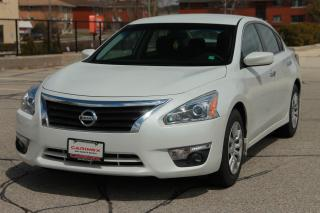 Used 2014 Nissan Altima 2.5 S CERTIFIED for sale in Waterloo, ON