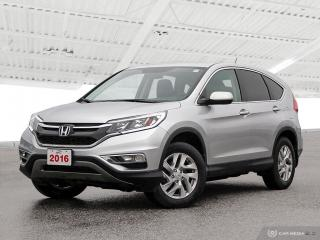 Used 2016 Honda CR-V USED SALES TEAM NOW IN THE MAIN SHOWROOM for sale in Waterloo, ON