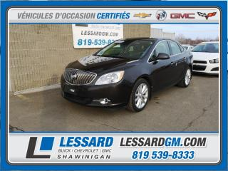 Used 2015 Buick Verano Grp Cuir, T.ouvrant for sale in Shawinigan, QC