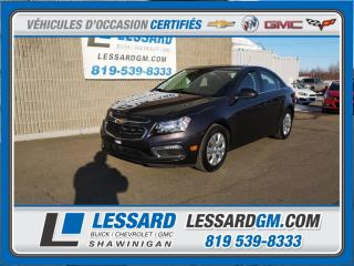 Used 2015 Chevrolet Cruze LT Turbo for sale in Shawinigan, QC