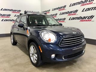 Used 2012 MINI Cooper Countryman MAGS+TOIT OUVRANT+PETIT BUDGET* for sale in Montréal, QC