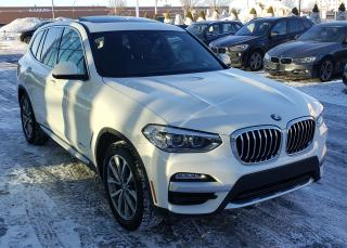 Used 2018 BMW X3 Xdrive30i First Come for sale in Dorval, QC
