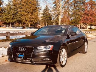 Used 2013 Audi A5 2dr Cpe Auto Premium *Ltd Avail* for sale in Surrey, BC