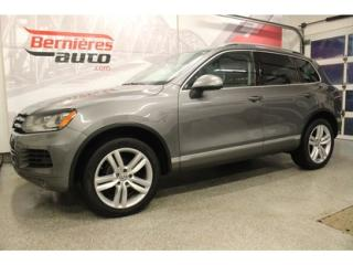 Used 2013 Volkswagen Touareg Execline 3.6l Awd for sale in Lévis, QC