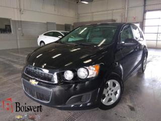 Used 2016 Chevrolet Sonic Ls/bluetooth/command for sale in Blainville, QC