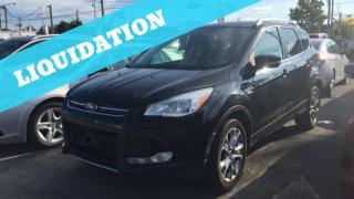 Used 2014 Ford Escape AWD TITANIUM/AWD/CUIR/NAV/SIEGES CHAUFFANTS for sale in Blainville, QC