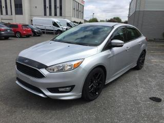 Used 2017 Ford Focus Berline SE 4 portes/GARANTIE 02/2023 for sale in Drummondville, QC