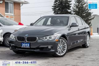 Used 2013 BMW 3 Series 328i XDrive 1owner No Accidents Certified Serviced for sale in Bolton, ON
