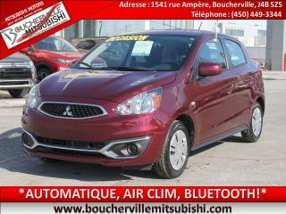 Used 2018 Mitsubishi Mirage Es Plus , A/c for sale in Boucherville, QC