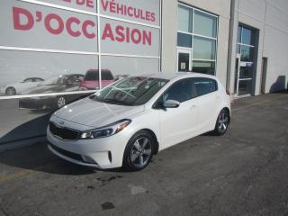 Used 2018 Kia Forte5 LX+ Pneus d'hiver, sieges chauffants, bluetooth for sale in Montréal, QC