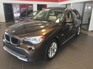 Used 2012 BMW X1 XDRIVE 1-2-3-4 CHANCES for sale in St-Eustache, QC