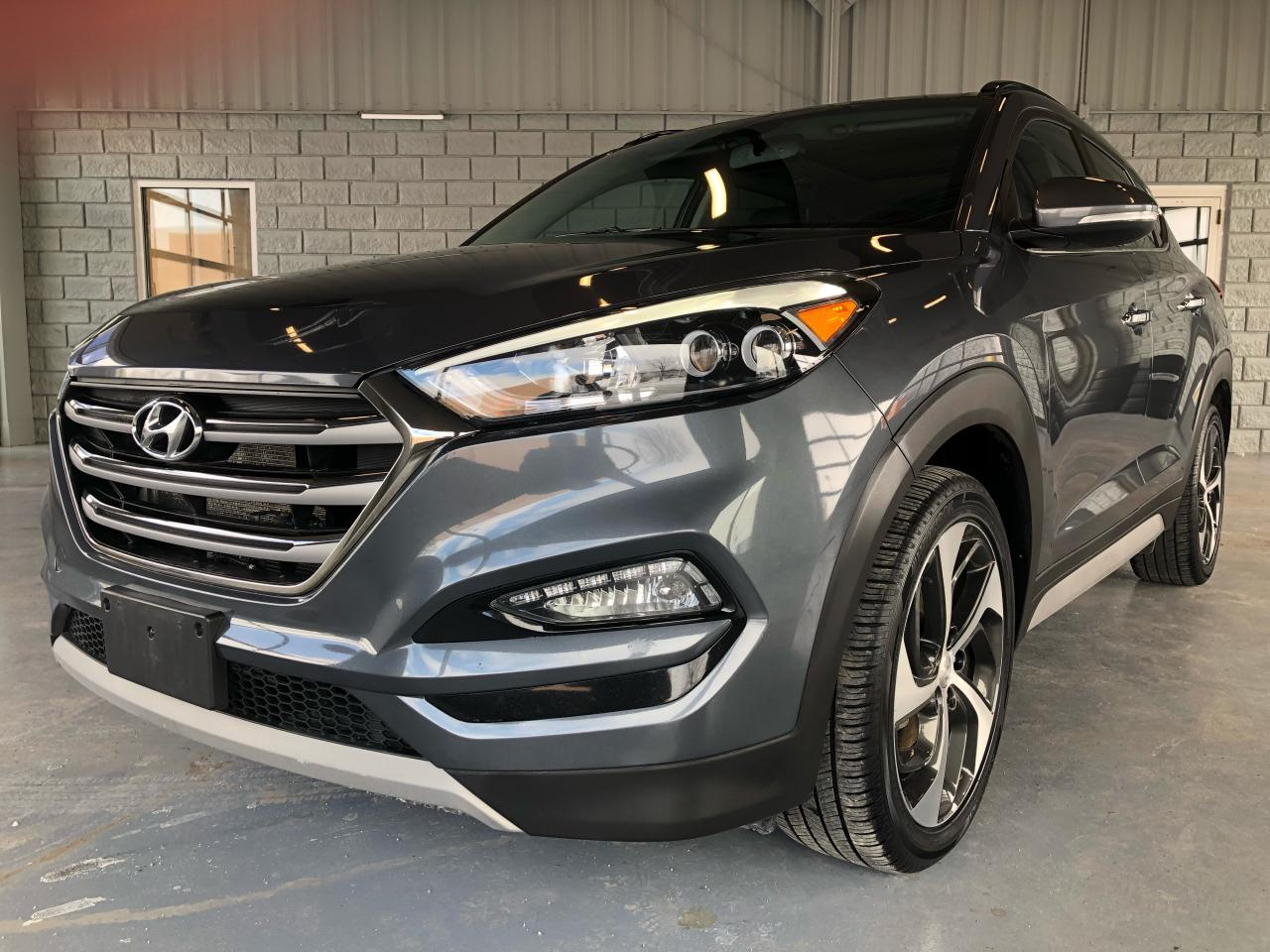 2017 Hyundai Tucson 1.6T AWD LIMITED
