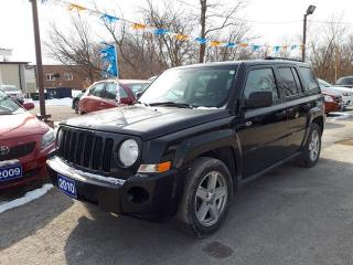 Used 2010 Jeep Patriot North,Certified for sale in Oshawa, ON