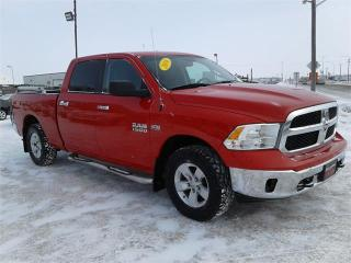 Used 2016 RAM 1500 SLT for sale in Oak Bluff, MB