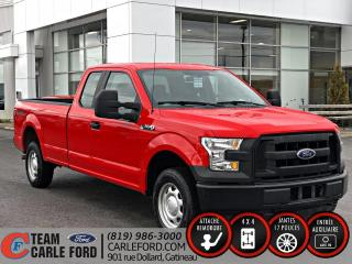 Used 2016 Ford F-150 Ford F-150 S/CAB 2016, Boite 8 pieds for sale in Gatineau, QC