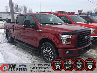 Used 2017 Ford F-150 Ford F-150 XLT S/CREW SPORT 2017, Caméra for sale in Gatineau, QC