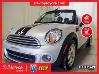 Used 2013 MINI Cooper Base Roue En for sale in Québec, QC