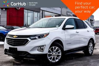 Used 2018 Chevrolet Equinox LT|AWD|SiriusXM|SmartPhoneProjection|OnStar for sale in Thornhill, ON