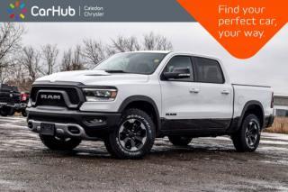 New 2019 RAM 1500 New Truck Rebel|4x4|Bluetooth|Keyless Entry|Backup Cam|Push Start|18