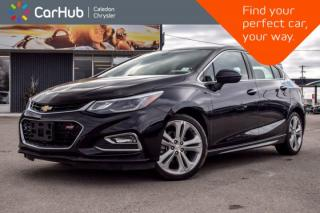 Used 2018 Chevrolet Cruze Premier|Backup cam|Bluetooth|R-Start|Heated Front Seats|Keyless|17