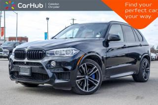 Used 2017 BMW X5 M AWD|Navi|Pano Sunroof|Backup Cam|Bluetooth|Leather|Push Start|20