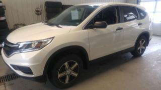 Used 2016 Honda CR-V LX AWD for sale in Gatineau, QC