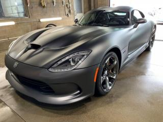 Used 2014 Dodge Viper SRT GTS for sale in Listowel, ON