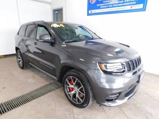 Used 2017 Jeep Grand Cherokee SRT NAVI SUNROOF for sale in Listowel, ON