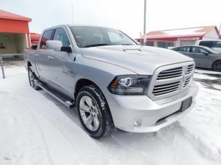 Used 2016 RAM 1500 SPORT for sale in Listowel, ON