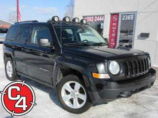 Used 2011 Jeep Patriot North Navi Toit Mag for sale in St-Jérôme, QC