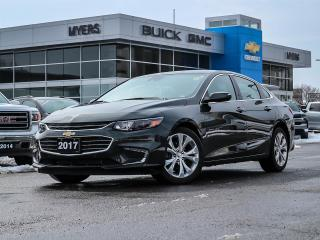 Used 2017 Chevrolet Malibu for sale in Ottawa, ON