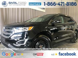 Used 2018 Ford Edge SEL AWD for sale in St-Hyacinthe, QC