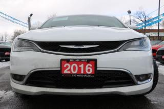 Used 2016 Chrysler 200 C ACCIDENT FREE for sale in Brampton, ON