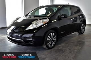 Used 2017 Nissan Leaf Sv 30kwh for sale in Brossard, QC