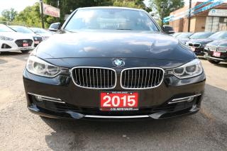 Used 2015 BMW 3 Series 320i xDrive Accident Free for sale in Brampton, ON