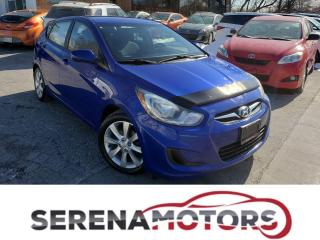 Used 2012 Hyundai Accent GLS | HATCHBACK | MANUAL | NO ACCIDENTS for sale in Mississauga, ON
