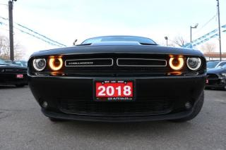 Used 2018 Dodge Challenger SXT Plus ACCIDENT FREE for sale in Brampton, ON