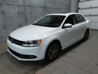 Used 2013 Volkswagen Jetta TDI DIESEL HIGHLINE for sale in Lévis, QC