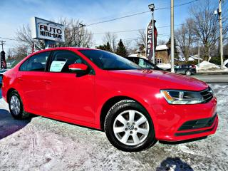 Used 2015 Volkswagen Jetta TRENDLINE+ 2.0L BLUETOOTH CAMERA DE RECU for sale in Repentigny, QC