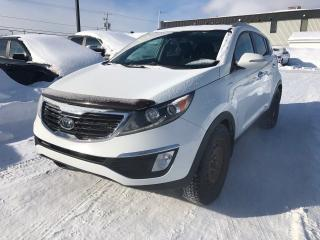 Used 2012 Kia Sportage for sale in Val-D'or, QC