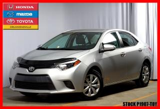 Used 2015 Toyota Corolla LE for sale in Drummondville, QC