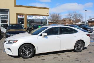 Used 2016 Lexus ES 350 Touring for sale in Brampton, ON