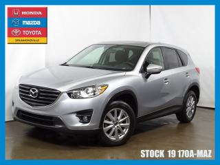 Used 2016 Mazda CX-5 Gs|toitouv|fog|siègc for sale in Drummondville, QC