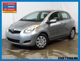 Used 2010 Toyota Yaris LE for sale in Drummondville, QC