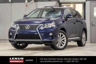 Used 2015 Lexus RX 350 Sport Design Awd for sale in Lachine, QC