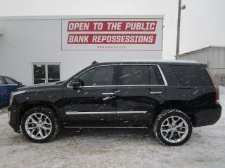 Used 2017 Cadillac Escalade PREMIUM for sale in Toronto, ON